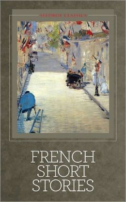 French Short Stories - Illustrated