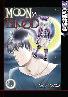Moon and Blood vol.1(Manga) - Nook Edition