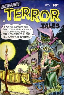 Beware Terror Tales Number 2 Horror Comic Book
