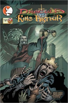 Dracula Vs. King Arthur #3