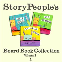 StoryPeople's Board Book Collection, Vol. 1