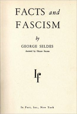 Facts and Fascism