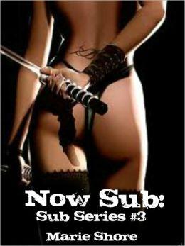 Now Sub : Submission Series #3 - BDSM Submissive Slut Erotica