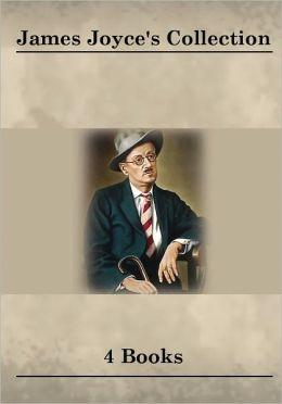 James Joyce's Collection [ 4 Books ]