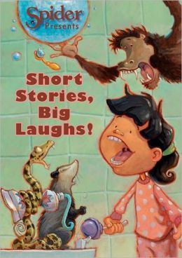 Spider Presents: Short Stories, Big Laughs!