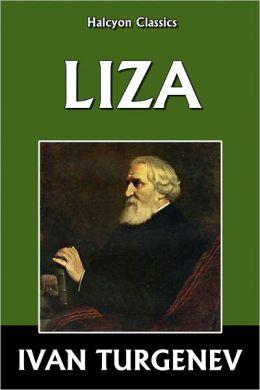 Liza by Ivan Turgenev