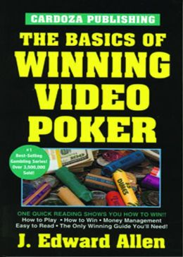 Basic of Winning Video Poker