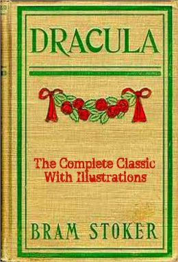 DRACULA - THE ORIGINAL CLASSIC With ILLUSTRATIONS Plus Entire BONUS AUDIOBOOK NARRATION