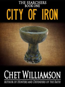 City of Iron - The Searchers Book I