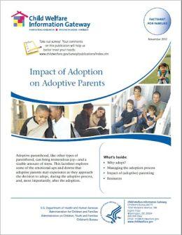 Impact of Adoption on Adoptive Parents