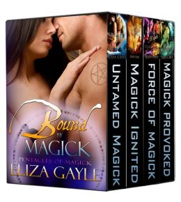 Bound by Magick Series Boxed Set (paranormal romance)