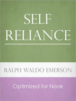 Self Reliance, Optimized for Nook