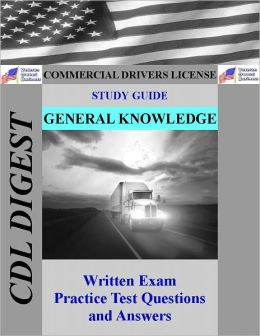 Page 1 of the General Knowledge Test Study Guide for the CDL
