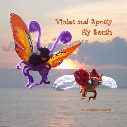 VIolet and Spotty Fly South