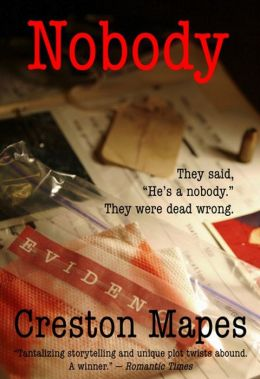 Nobody: A Christian Fiction Mystery Thriller (for fans of Ted Dekker, Frank Peretti)