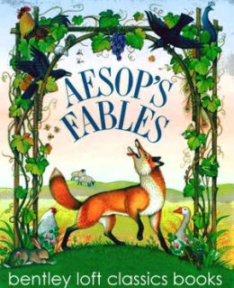Aesops Fables - Complete Collection with Illustrations - Over 280 of Aesops Best Fables included!