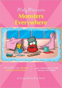 Molly Moccasins -- Monsters Everywhere