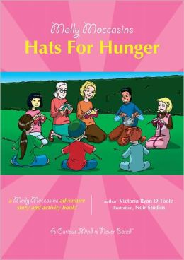 Molly Moccasins -- Hats For Hunger