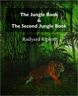 The Jungle Book & The Second Jungle Book (Complete, With Smart Active Table of Contents)