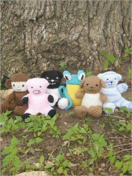 Minis! (knitting patterns for amigurumi)