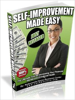 SELF IMPROVEMENT MADE EASY