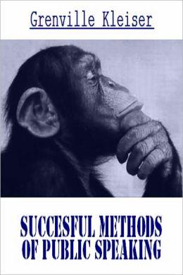 Successful Methods of Public Speaking [With ATOC]