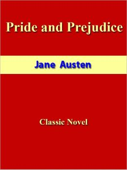 Pride and Prejudice [NOOK eBook classic with optimized navigation]