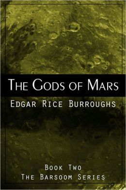 The Gods of Mars [with Active Table of Contents]