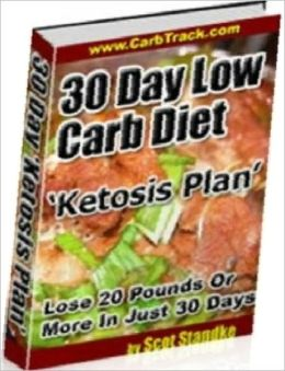 Guide to 30 Day Low Carb Diet Ketosis Plan - Diets and Weight Loss