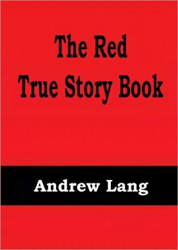 Red True Story Book