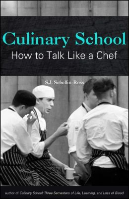 Culinary School How to Talk Like a Chef