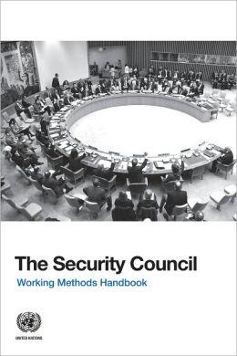The Security Council Working Methods Handbook