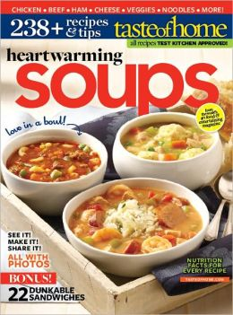 Taste of Home Heartwarming Soups