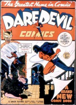 Daredevil Comics - Issue #2 (Comic Book)