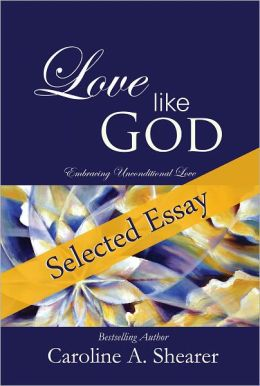 Dr. Joseph Shrand, a Selected Essay from Love Like God