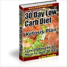 30 Day Low Carb Diet