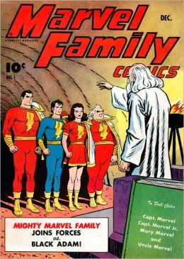 The Marvel Family - Issue #1 (Comic Book)