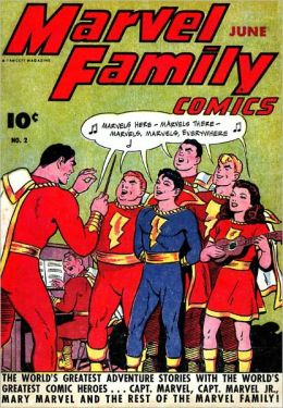 The Marvel Family - Issue #2 (Comic Book)
