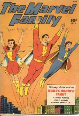 The Marvel Family - Issue #3 (Comic Book)