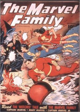 The Marvel Family - Issue #4 (Comic Book)