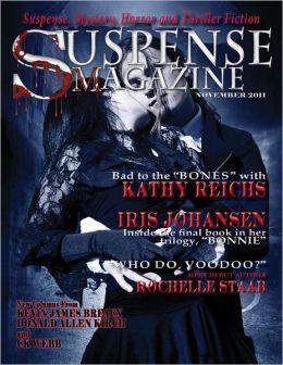 Suspense Magazine November 2011