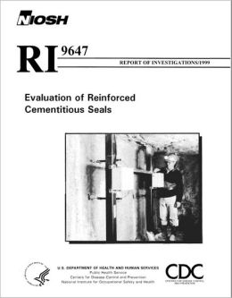 Evaluation of Reinforced Cementitious Seals