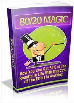 80 vs 20 Magic