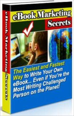 Ebook Marketing Secrets
