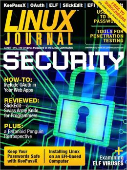 Linux Journal January 2012