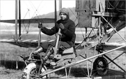 Ruth Law - First Female Enlisted Army Aviator - June 30, 1917