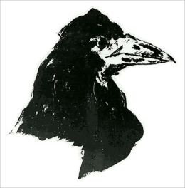 THE RAVEN in French and English Illustrated