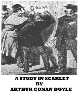 A Study in Scarlet(Sherlock Holmes)