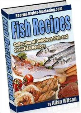 Food Recipes eBook - Fish and Shell-Fish Recipes - Composition and Classes of Fish