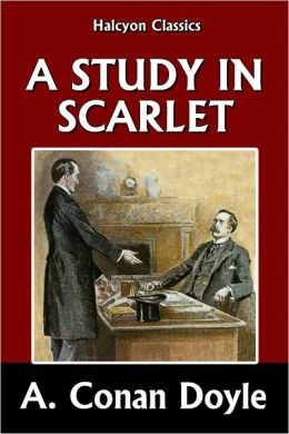 an analysis of the sherlock holmes series by arthur conan doyle Sir arthur conan doyle, author of the sherlock holmes stories, has long  same  real-life techniques on the bbc television series sherlock (2010 - )  where  sherlock uses microscopy to analyze the residue recovered from a.
